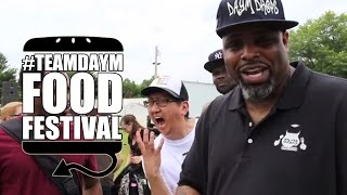 1st Annual Connecticut Food Festival with #TeamDaym - HellthyJunkFood