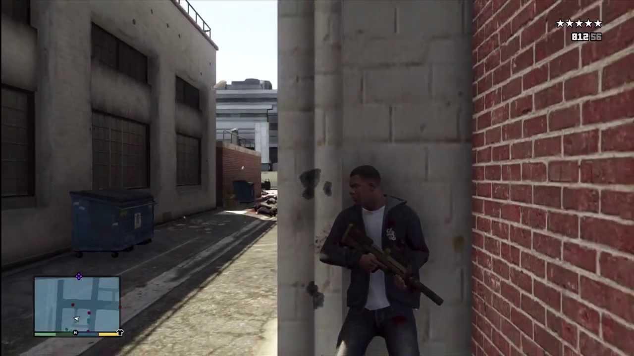WORLD'S BEST HIDING SPOTS in GTA 5! (GTA 5 Hide & Seek ...
