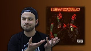 Krewella New World Pt 1 EP Review