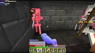 死亡領主   Minecraft  Crypt Crawler 創世神多人冒險地圖 #03