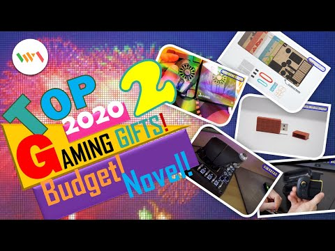 TOP GAMING GIFTS 2 ! Budget and Novel !~ (2020)