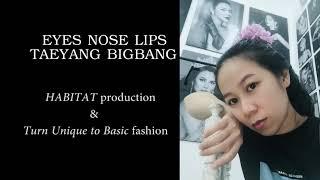 EYES NOSE LIPS - Taeyang Bigbang - 눈,코,입 - 태양 빅뱅 (Korean - E…