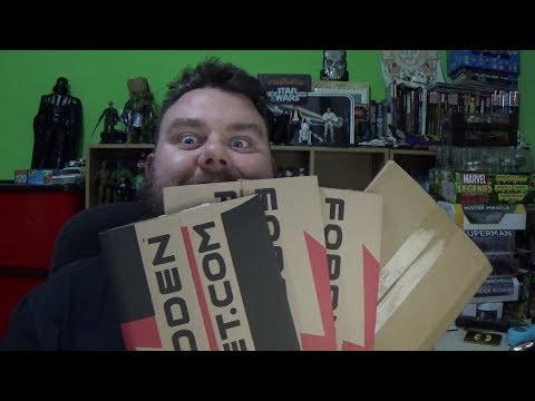 Forbidden Planet Comic Book Haul September 2017- DC Metal, Harley Quinn 25th Anniversary + More!!!