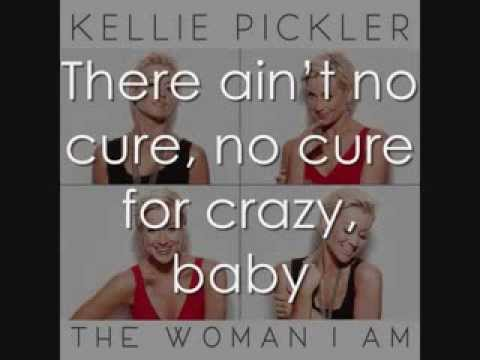 Kellie Pickler - No Cure For Crazy [Lyrics On Screen]