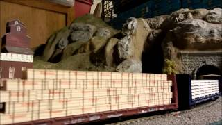 Columbia & Sykes Railroad - Southern Pacific Lumber in the Siskiyou Mountains