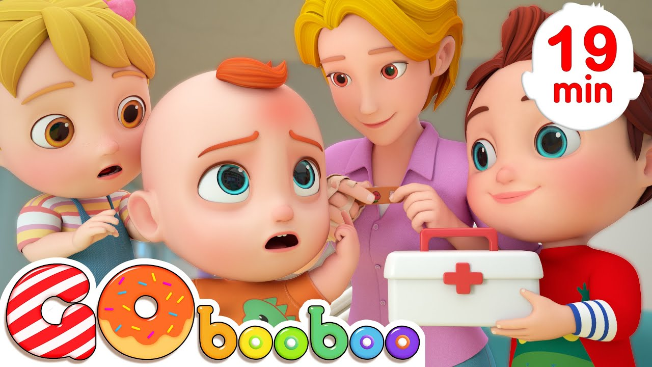Download Boo Boo Song | Sports Safety Song + More GoBooBoo Nursery Rhymes & Kids Songs