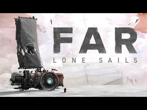 FAR Lone Sails - Gameplay (PC) First 26 Minutes