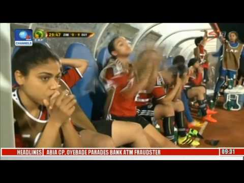 Highlights: Egypt Beat Zimbabwe 1-0 In Women African Cup Of Nations
