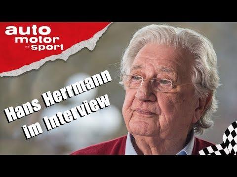 Hans Herrmann: So spektakulär war die Formel 1 in den 50er Jahren! Formel Schmidt Interview