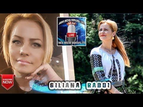 GILIANA RADOI - COLAJ LIVE 2018 MUZICA DE PETRECERE HORA SI SARBA