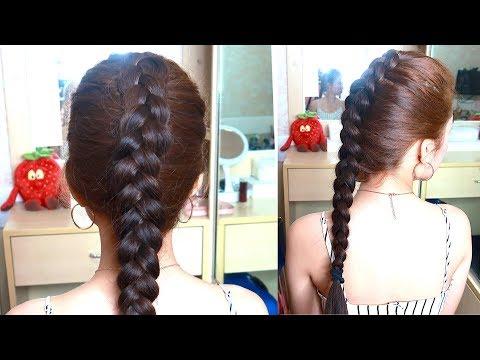 How To Dutch Braid Hair