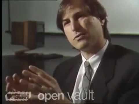 Steve Jobs 1990 Lost Interview Part 1