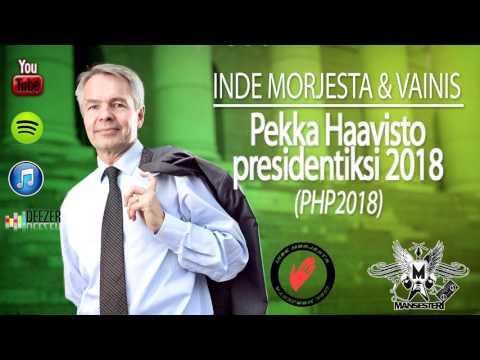 Inde Morjesta & Vainis - Pekka Haavisto Presidentiksi 2018 (PHP2018)