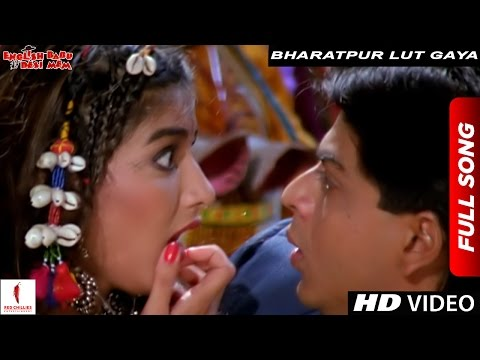 Bharatpur Lut Gaya | Full Song | English Babu Desi Mem | Shah Rukh Khan, Sonali Bendre