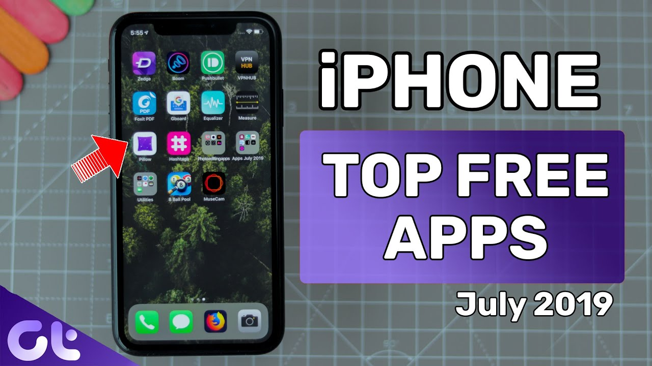 Top 7 Free Apps for iPhone to Install in July 2019 | Guiding Tech