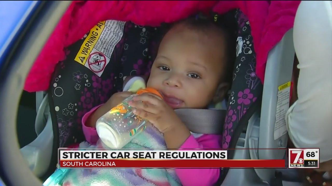 Car Seat Law Passes