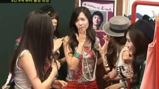 SNSD - Gee MV Behind the Scenes Jan09.2009 GIRLS