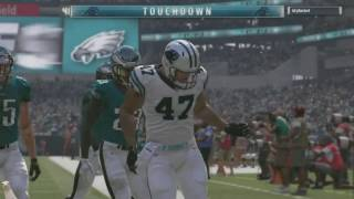 Madden 17 :: What More Can I Do? Eagles Vs. Panthers Online Ranked-Madden NFL 17 Online Gameplay