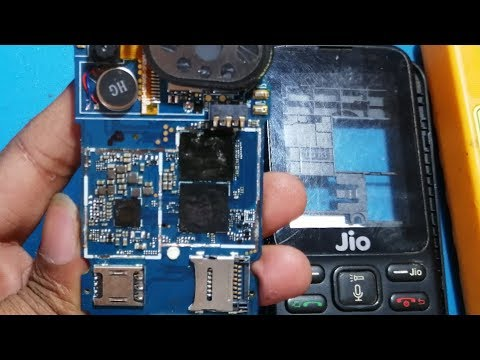 LYF JIO Phone dead problem solution..