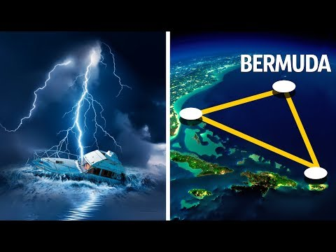 5 Most Terrifying and Mysterious Bermuda Triangle Stories