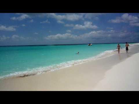 ANGUILLA SHOAL BAY BEACH  PART1