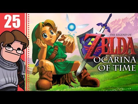 Let's Play The Legend of Zelda: Ocarina of Time Part 25 (Patreon Chosen Game)