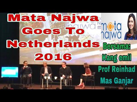 Mata Najwa Goes To Netherlands 22 oktober 2016 4K