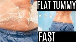 Better Than Vicks Vaporub & Sweet Sweat? | Flat Tummy Fast (Must Try)
