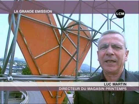 La Valentine: l'histoire de la zone commerciale (Marseille)