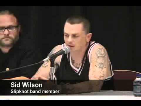 Pictures Of Craig Jones Unmasked At Press Conference Rock Cafe