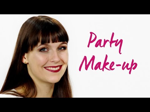 Party Make up für die Feiertage - Mein schönstes Ich