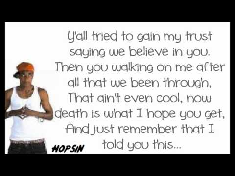 Leave Me Alone By Hopsin WITH LYRICS