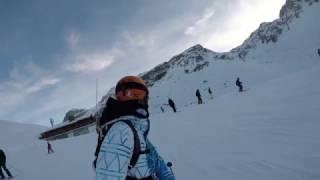 Tignes Val d'Isère 2017