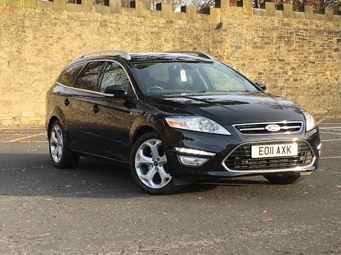Ford Mondeo 2.0 Tdci Titanium X For sale at Peter Watson (Skipton) Ltd