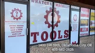 Whatchamacalit Tools tiene los precios más bajos en las marcas de herramientas más conocidas.