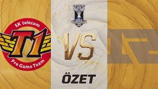 SK telecom T1 ( SKT ) vs Royal Never Give Up ( RNG ) Maç Özeti   Worlds 2019 Grup Aşaması 2. Gün