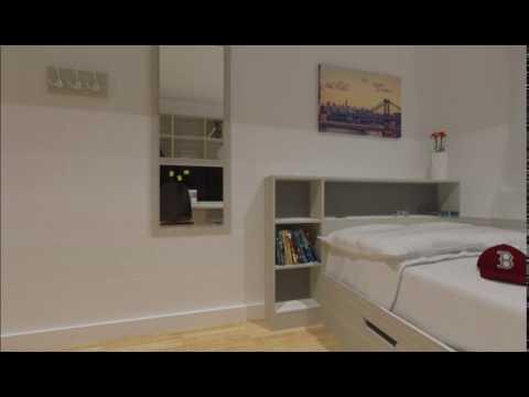 Mansion Sample Bedroom CGI