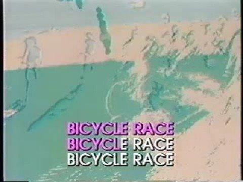 QUEEN  ♬BICYCLE RACE  カラオケ KARAOKE