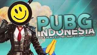 Download PUBG Indonesia - Voice to All 2.0, Test Panci 2.0, Epic Chicken Dinner Mp3