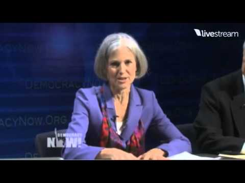 Expanding the Debate on U.S. Middle East Policy: Jill Stein & Rocky Anderson Discuss Iraq