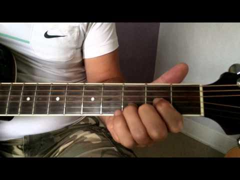 The Beatles - Norwegian Wood - Guitar tutorial by Joe Murphy