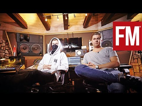 The Track: Alan Walker & Mood Melodies on creating Alone