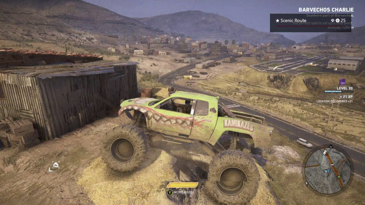 how to use ghost recon wildlands mortar