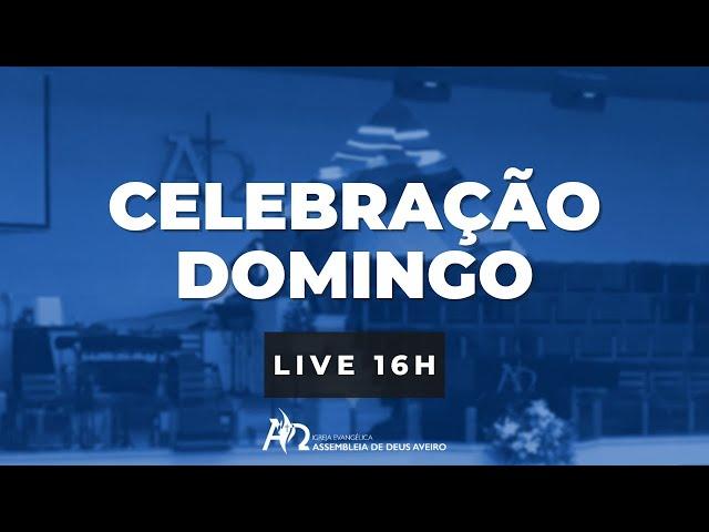 Celebração Domingo Live (14 Março 2021)