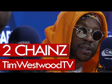 2 Chainz on Eminem, Young Thug, Most Expensivest Sex Dolls, new album - Westwood