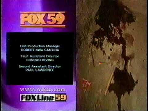 December 1996 - 10PM News Headlines for WXIN Indianapolis