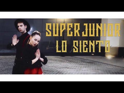 SUPER JUNIOR 슈퍼주니어 'Lo Siento (Feat. Leslie Grace & KARD)' cover dance Aki & FominOppA
