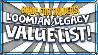 Loomian Legacy Value List (GUIDE FOR TRADERS) | Roblox Loomian Legacy #6