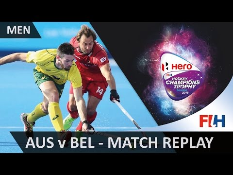 HCT  DAY 4   AUS v BEL - MATCH REPLAY