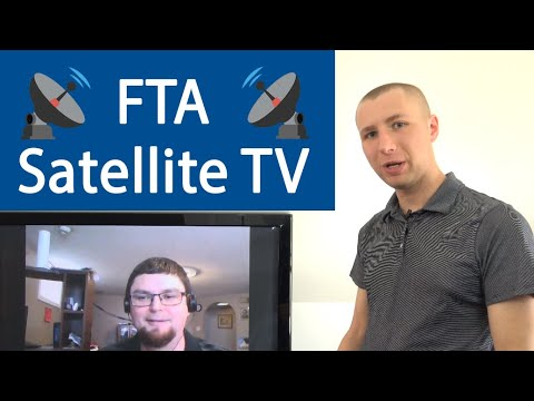 Free To Air Satellite TV Info - Hundreds Of Free HD Channels